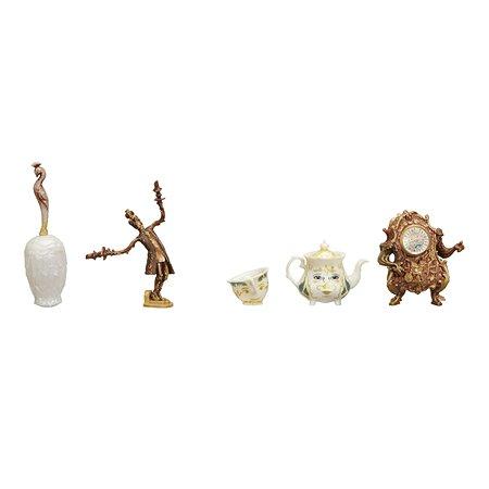 Набор мини кукол Princess Красавица и чудовище