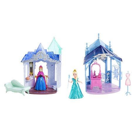 Набор Disney Princess Frozen с замком и куклой в ассортименте