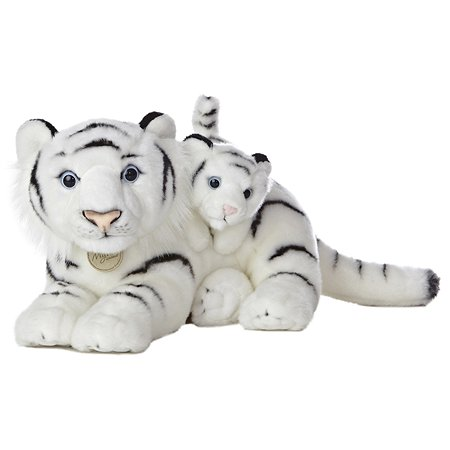 Мягкая игрушка Aurora Тигрица с тигренком(20831A)