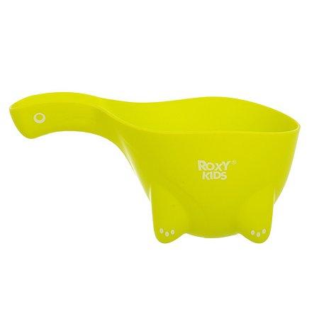 Ковшик мягкий ROXY-KIDS DINO SAFETY SCOOP Зеленый