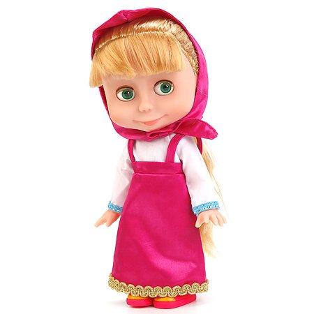 Кукла Карапуз Машенька интерактивная с набором зимней одежды (83033CX (9)