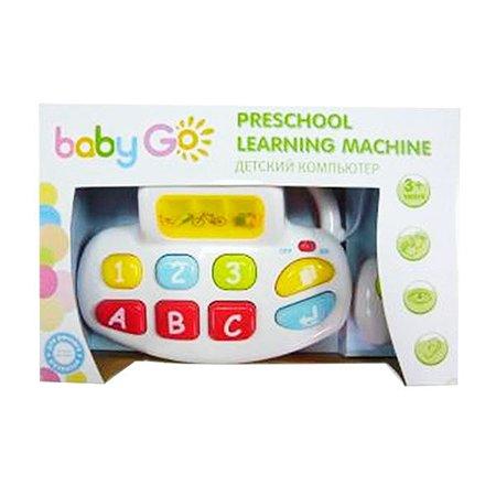 Мой первый компьютер Baby Go обучающий