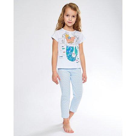 Пижама Day and Night футболка + брюки