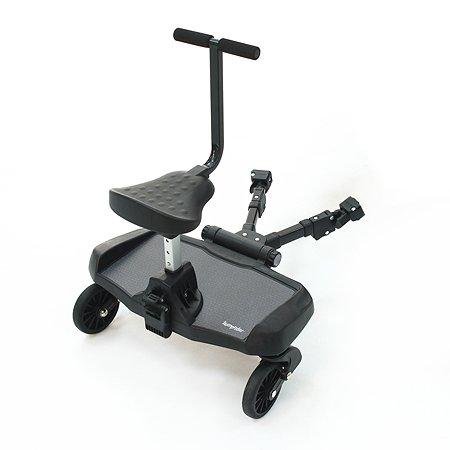 Подножка Bumprider Sit для второго ребенка с сиденьем Black 51291-4004