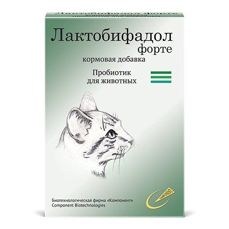 Симбиотик для кошек Компонент Лактобифадол Форте порошок 50г