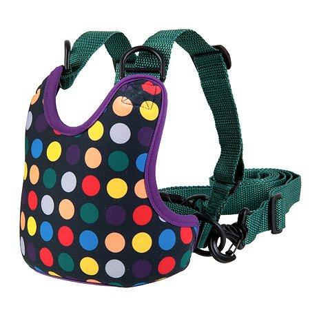 Вожжи-поводок WOW! GIMPAS Цветные круги для начинающих ходить малышей WOW! GIMPAS