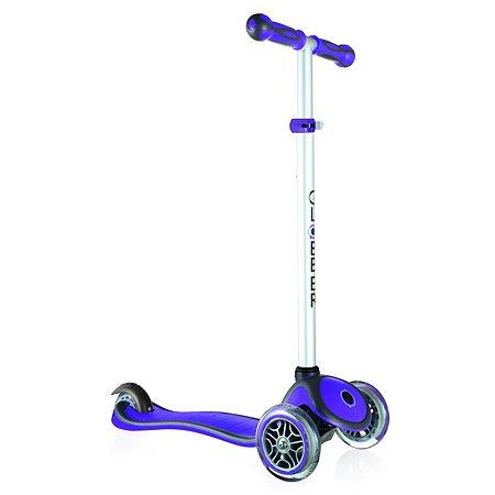 Самокат Globber Primo Plus Фиолетовый