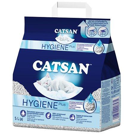 Наполнитель для кошек Catsan 5 л