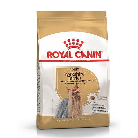 Корм для собак ROYAL CANIN породы йоркширский терьер 1.5кг