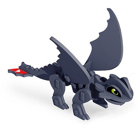 Набор для творчества MAGNETICUS Дракон Беззубик сборный DRA-002