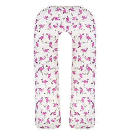 Подушка для беременных AMARO BABY Пинки U-образная ABDM-40U-F
