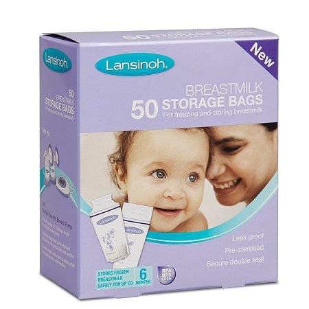 Пакеты для грудyного молока Lansinoh 50шт 39585006