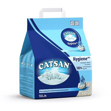 Наполнитель для кошек Catsan 10 л