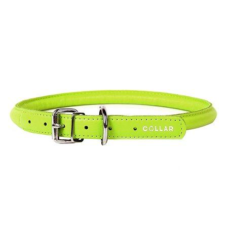 Ошейник для собак CoLLar Glamour длиношерстных Зеленый 35315
