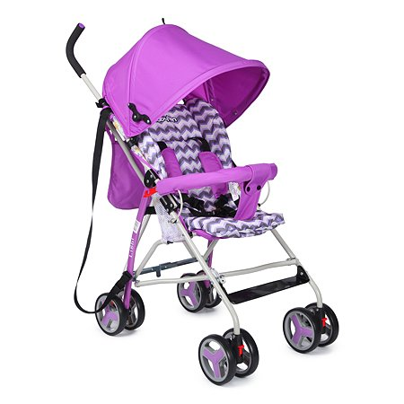 Коляска прогулочная Babyton Light Purple WLX101A