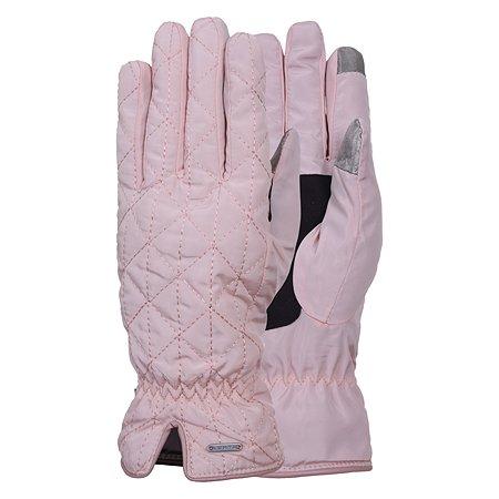Перчатки Luhta светло-розовые