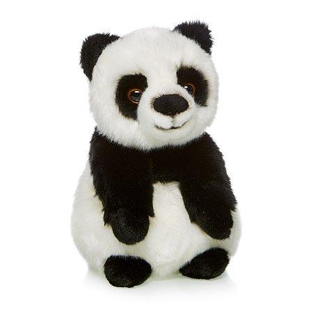 Игрушка мягкая MaxiLife Панда Бело-черная MT-TSC091412-24