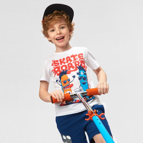 b5fdff371e5cf Купить одежду для мальчиков в интернет магазине Детский Мир