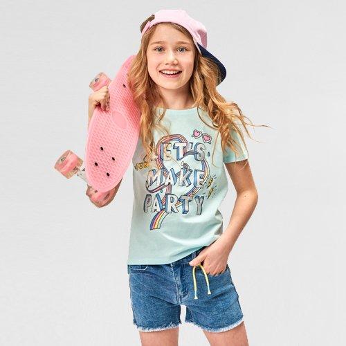 5a86333dbfa Купить одежду для девочек в интернет магазине Детский Мир