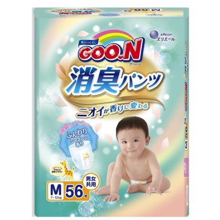 e677336bc993 Подгузники-трусики Goon Aromagic M 7-12кг 56шт - купить в интернет ...
