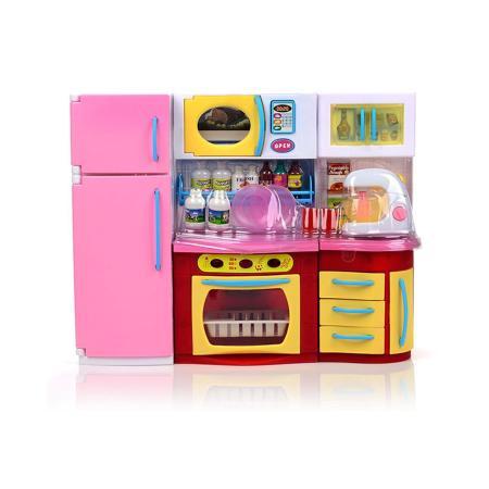 набор мебели Dolly Toy для кукол мини кухня в ассортименте купить