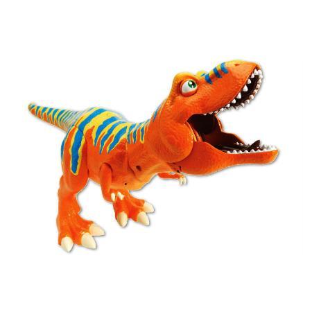 Т-Рекс Поезд динозавров Борис 60см интеракт