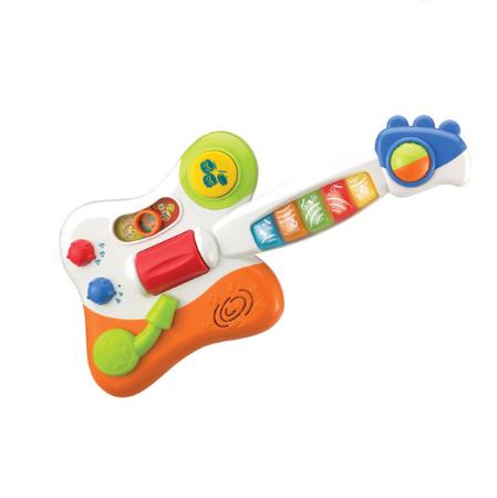 Гитара BabyGo Маленькая рок-звезда со светом и звуком