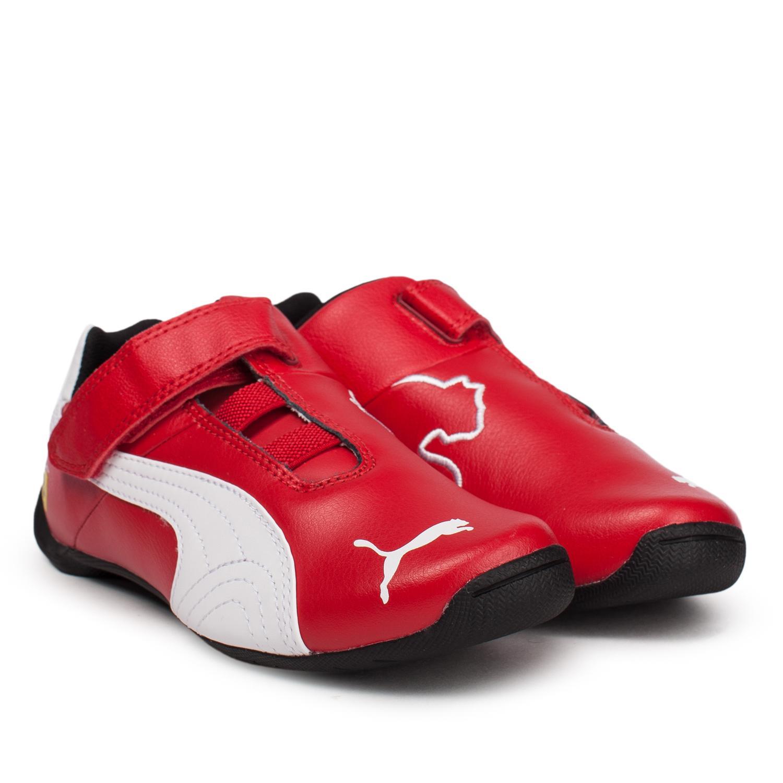 Кроссовки Puma красные - купить в интернет магазине Детский Мир в ... 691d6ad6e93