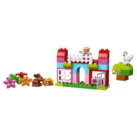 Конструктор LEGO DUPLO 10571  Друзья Курочка И Кролик Лего