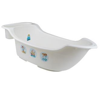 Ванночка детская Little Angel Жемчужинка со сливом 55 л Слоновая кость a24a4d29ce5