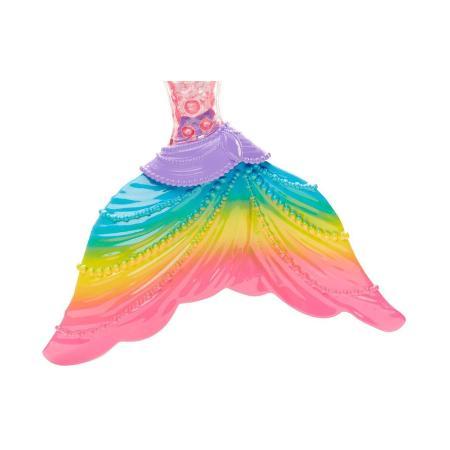 кукла барби радужная русалочка купить в москве