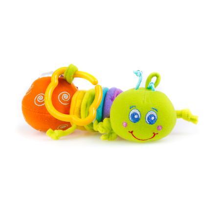 Развивающая игрушка Tiny Love Гусеничка вибрирующая