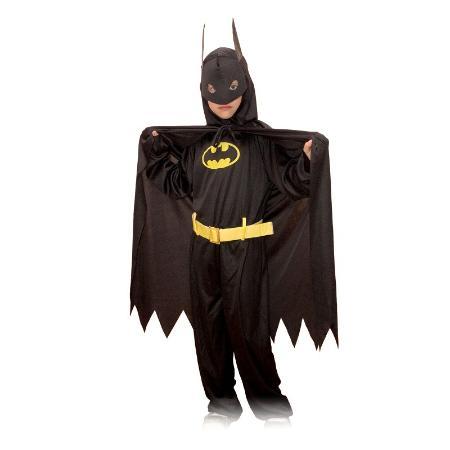 Костюм Бэтмена для детей: новогодний наряд 75