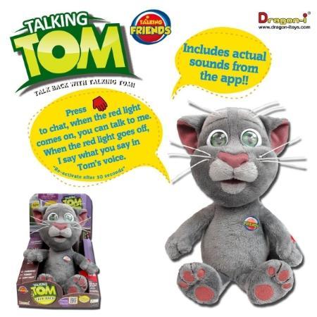 Игрушка кот том в твери