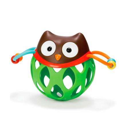 Игрушка-погремушка Skip Hop Шар-Сова