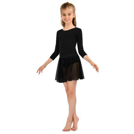 Купальник гимнастический Futurino Sport черный - купить в интернет магазине Детский  Мир в Москве и России ba60ccedad7a8