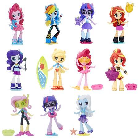 Мини-кукла MLP Equestria Girls My Little Pony в ассортименте C0839EU6 -  купить в интернет магазине Детский Мир в Москве и России f4f71d5cdb522