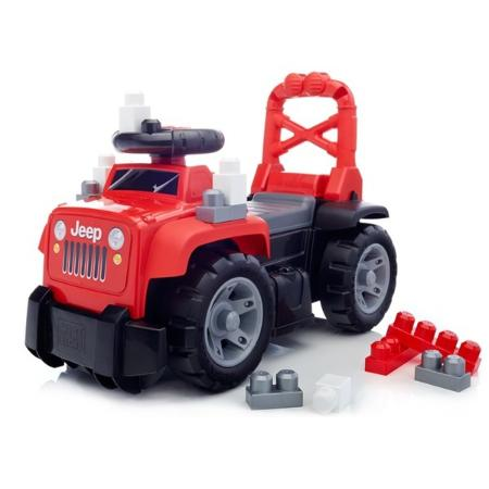 Машины Mega Bloks Грузовик - трансформер