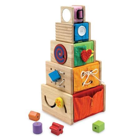 Набор I'M Toy из 5 обучающих ящиков