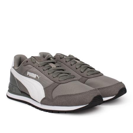 Кроссовки Puma серые - купить в интернет магазине Детский Мир в ... 37933fff9c4
