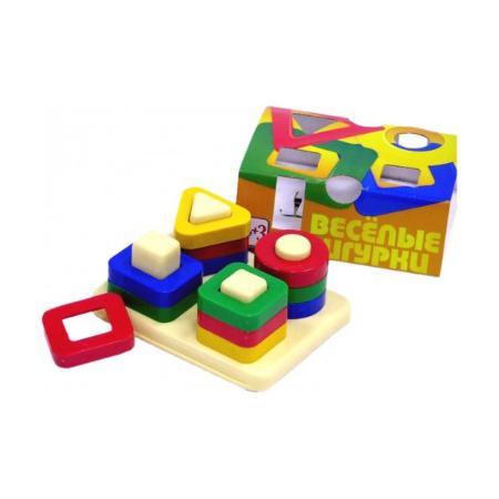 Дидактическая игра Пластмастер Веселые фигурки