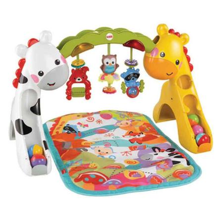 Игровой центр 3 в 1 Fisher Price Растем вместе