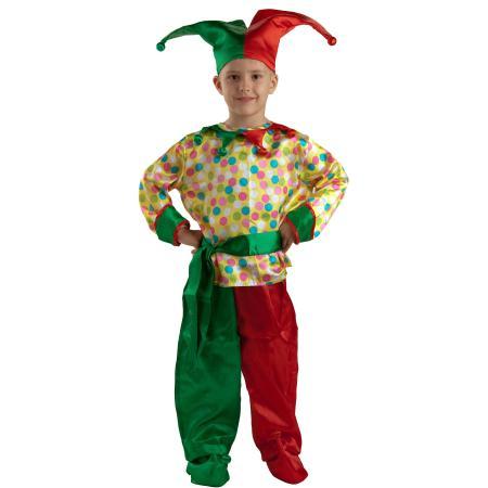 Карнавальный костюм Карнавалия Петрушка S - купить в интернет магазине  Детский Мир в Москве и России 23869b5e9c090