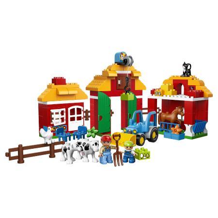Конструктор LEGO DUPLO 10525 Большая Ферма Лего