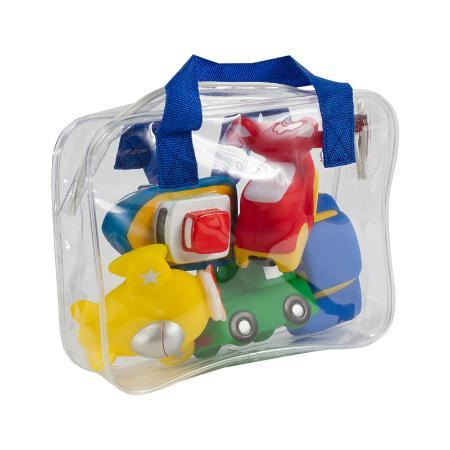 Игрушки для ванной BabyGo Транспорт