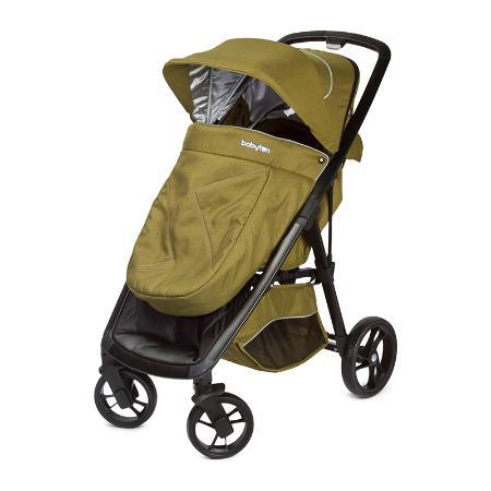 Прогулочная коляска Babyton Green - купить в интернет магазине Детский Мир  в Москве и России, отзывы, цена, фото c8acf1f9402