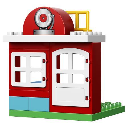 Конструктор LEGO DUPLO Town Пожарная станция (10593) - купить в ...