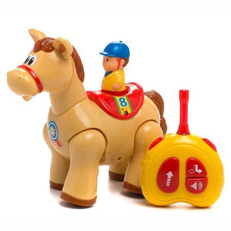 Развивающая игрушка Kiddieland Быстрая лошадка на д/у