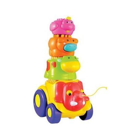 Каталка Toy Target Веселые слоники