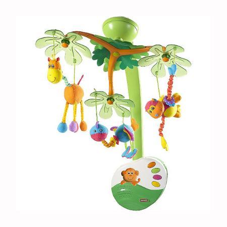 Детская игрушка на кроватку музыкальная